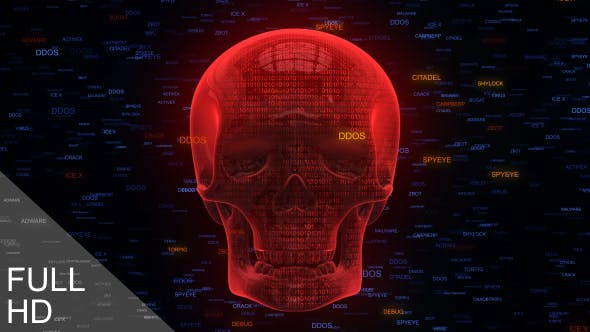 Thumbnail for Internet Security Red Skull Malware