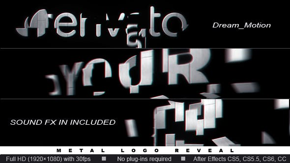 Cover Image for Metal Logo Reveal