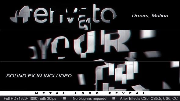 Thumbnail for Metal Logo Reveal