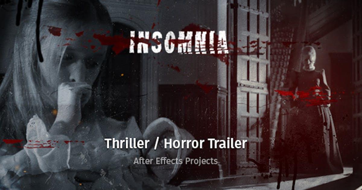 Download Insomnia - Thriller / Horror Trailer by elmake