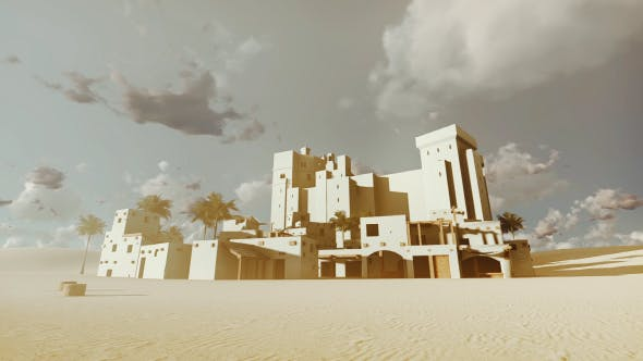 Thumbnail for Desert City
