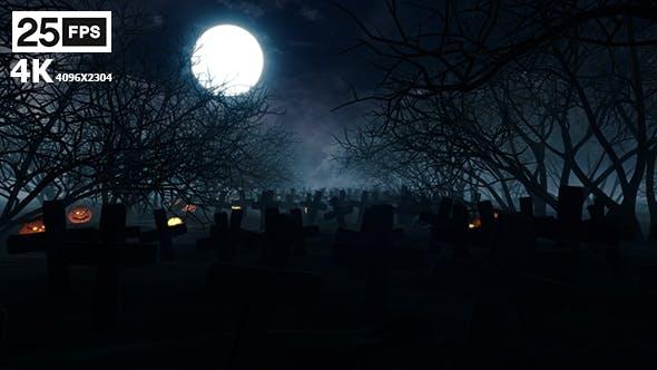 Thumbnail for Halloween Night 4K