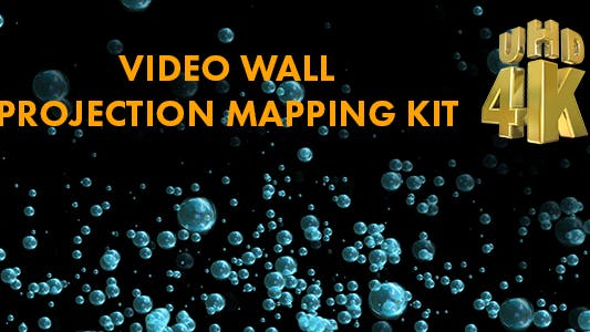 Thumbnail for Air Bubbles Video Mapping 4K