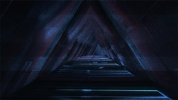 Thumbnail for Techno Tunnel Glitch