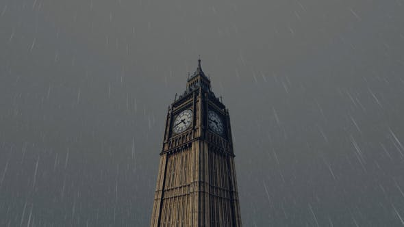 Cover Image for London BigBen