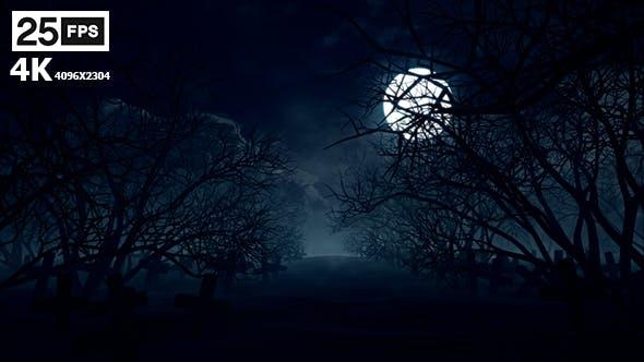 Thumbnail for Halloween Night 02 4K