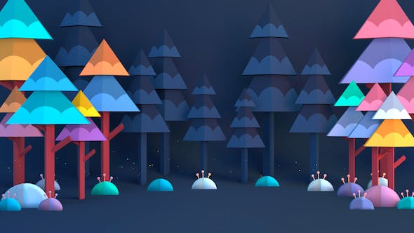 Thumbnail for Paper Forest