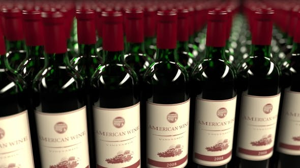 Cover Image for Many Bottles of American Wine