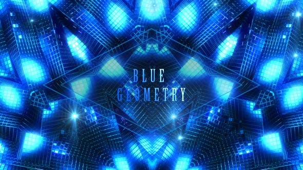 Thumbnail for Blue Geometry