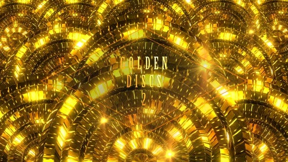 Thumbnail for Golden Discs 2