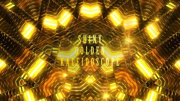 Thumbnail for Shiny Golden Kaleidoscope