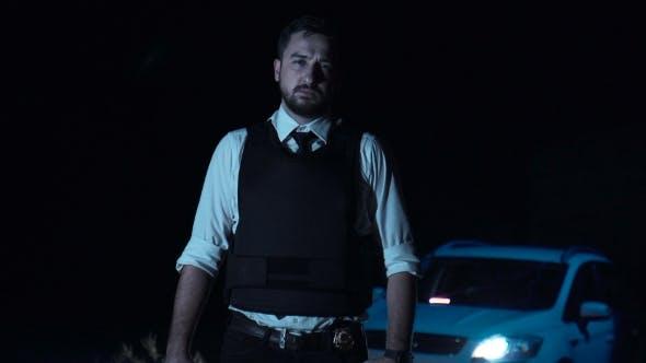 Portrait of Detective