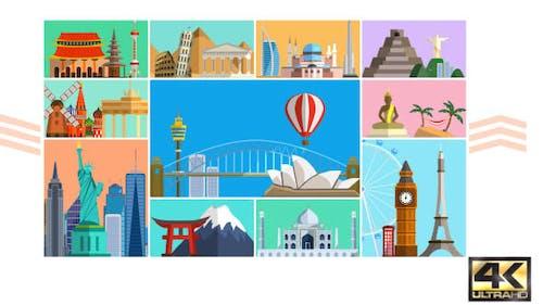 Internationale Reisen