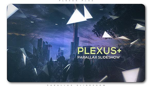 Thumbnail for Plexus Plus Parallax Slideshow