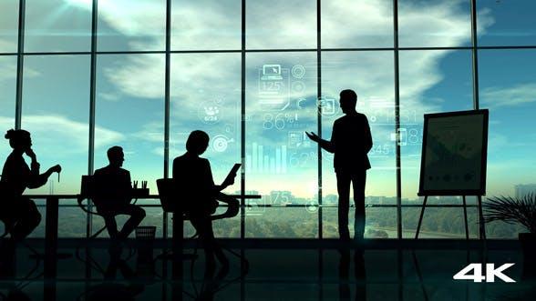 Conducting A Corporate Presentation