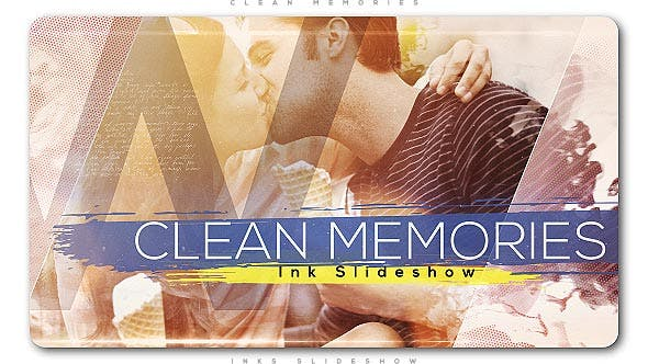 Thumbnail for Clean Memories Inks Slideshow