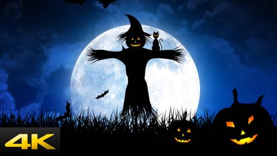 Halloween Scare Crow