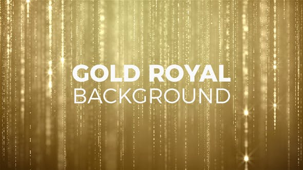 Thumbnail for Gold Royal Background