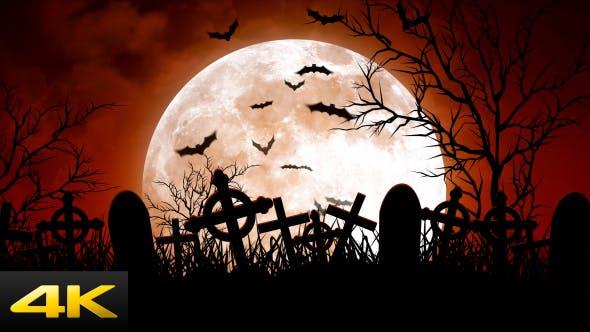 Thumbnail for Halloween Cemetery II