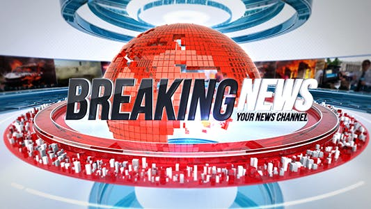 24 Broadcast News Complete TV Package by donvladone on Envato Elements