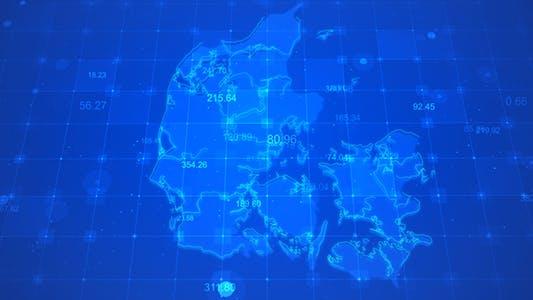 Thumbnail for Denmark Technology Data Background
