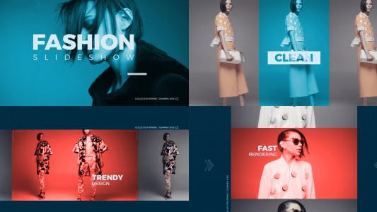 Cover Image for Fashion Slideshow