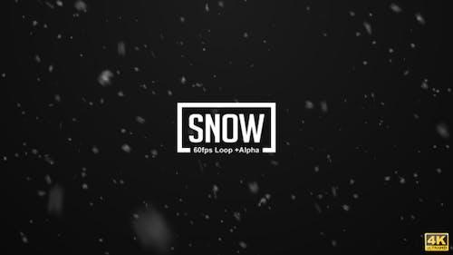 Snow 4K Pack