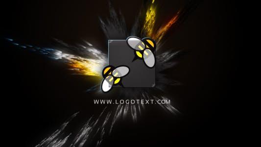 Thumbnail for Текст Логотип посетителя