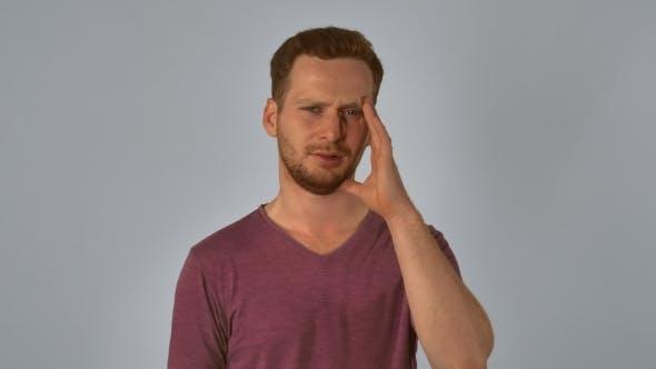 Thumbnail for Portrait Ginger Has Migraines
