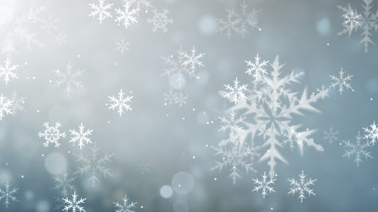 Soft Snow Flakes