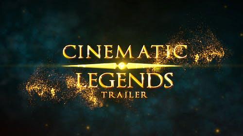 Cinematic Legend Trailer