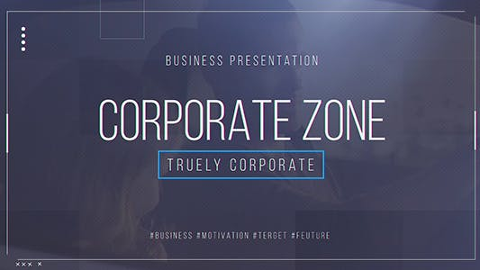 Cover Image for Corporate Zone