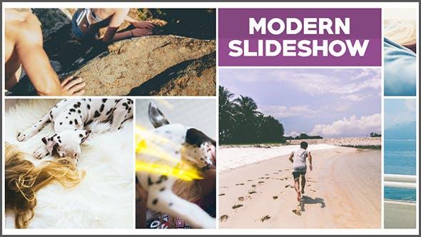 Thumbnail for Modern Slideshow
