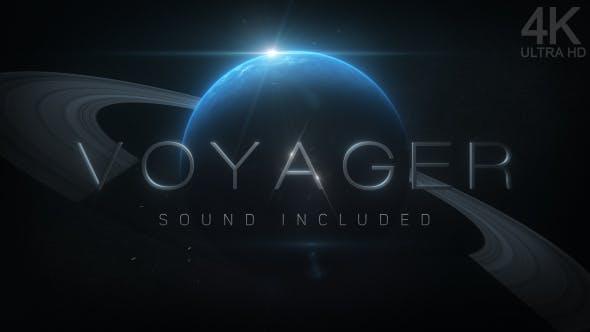 Thumbnail for Planet Logo Title Reveal