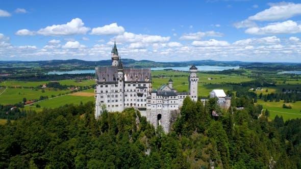 Thumbnail for Neuschwanstein Castle Bavarian Alps Germany