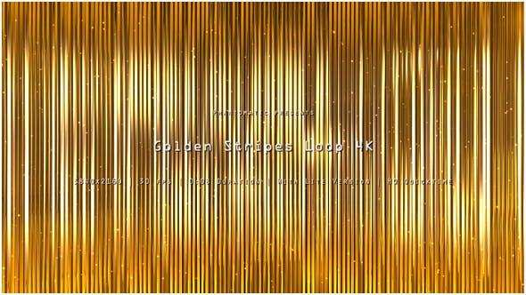 Thumbnail for Golden Stripes Glitter 11