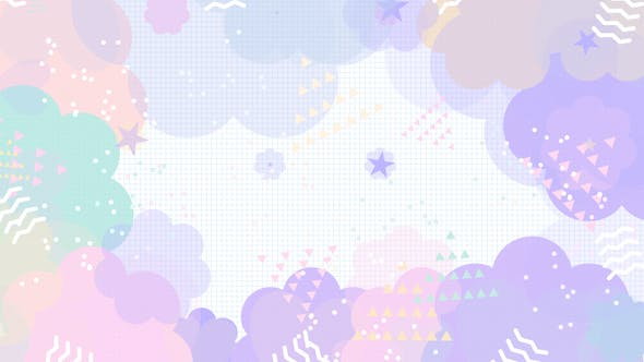Thumbnail for Colorful Geometric Shapes Background