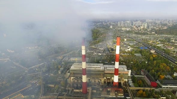Thumbnail for Air Pollution From the Plant.