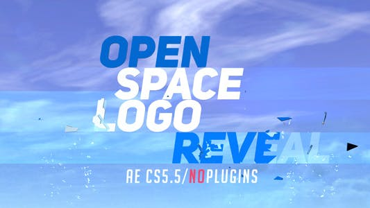 Cover Image for Open Space Logo reveal