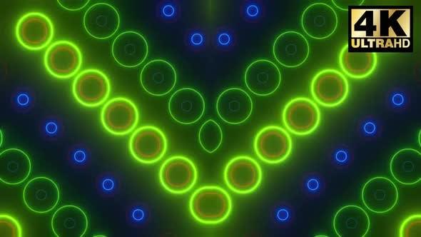 Thumbnail for 5 Circular Vj Loop Pack 4k