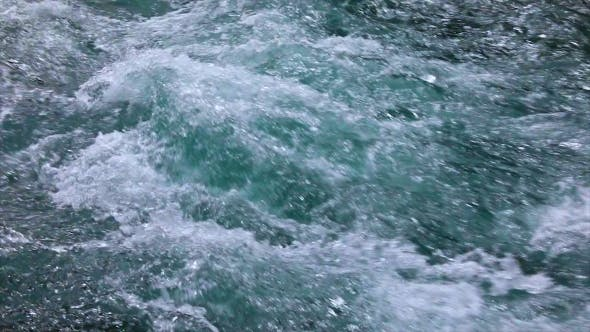 Thumbnail for Mountain River Water with
