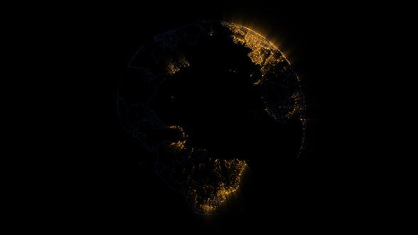 Cover Image for Earth at Night