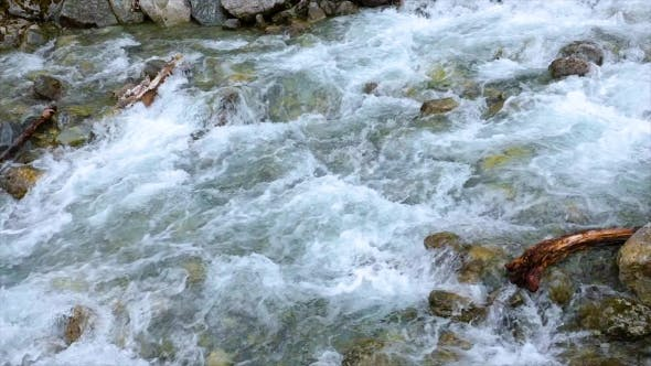 Thumbnail for Mountain River Water