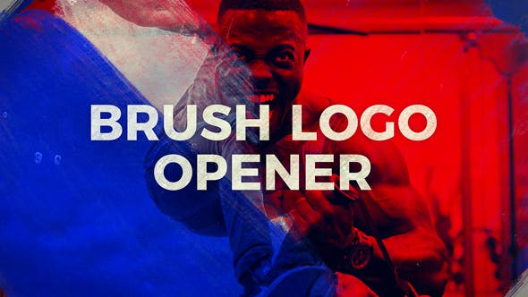 Thumbnail for Brush Logo Opener