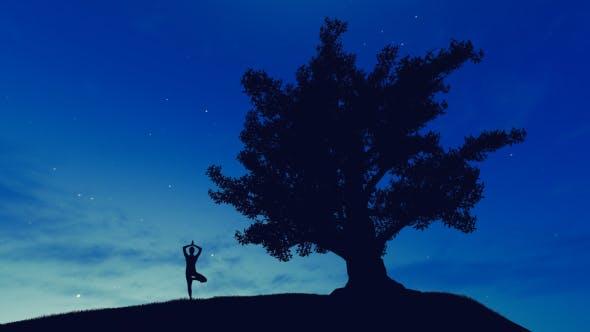 Thumbnail for Yoga At Sunrise