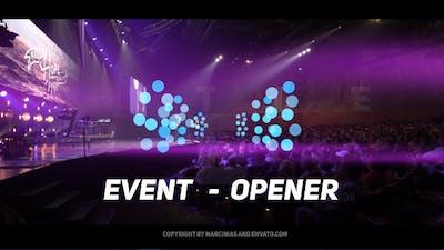 Event Opener