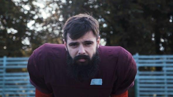 Thumbnail for American Football Players Preparing Helmets