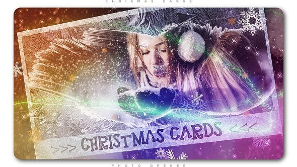 Thumbnail for Christmas Cards Photo Opener