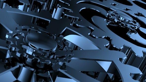 Thumbnail for Background of Technological Mechanisms Brain Power