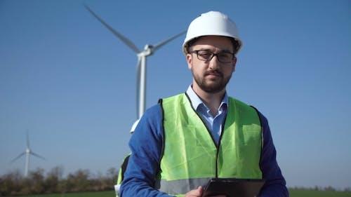 Engineer of Windfarm